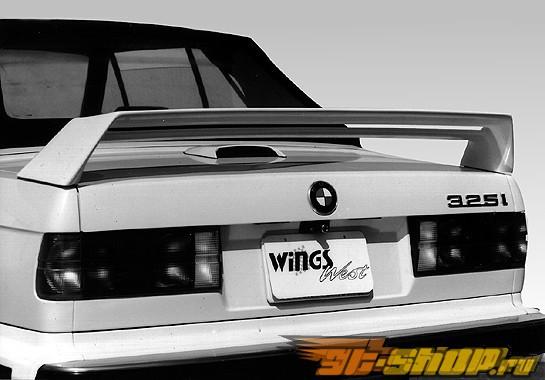 Спойлер M3 Стиль для BMW 325 1984-1991
