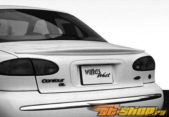 Спойлер для Ford Contour 1995-1997 Factory Light