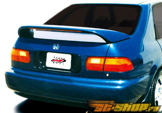 "Спойлер для Honda Civic 1992-1995 Thruster W/25.5""/80 LED Light"