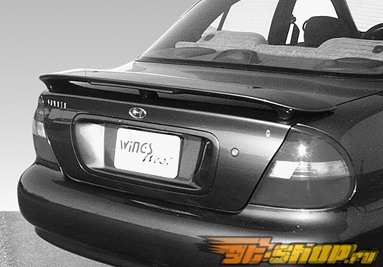 "Спойлер на Hyundai Sonata 1997-1998 Custom W/15.5""/35 Led Light"