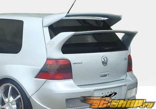 Спойлер для Volkswagen Golf 4 1999-2006 G-spec