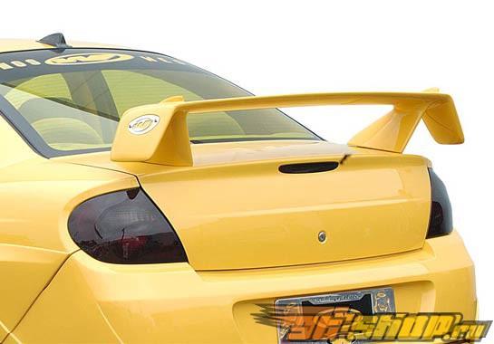 Спойлер на Dodge Neon 2000-2005 Rally