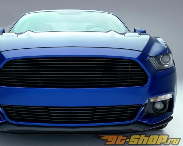 T-Rex Billet Grilles бампер Чёрный Решетка радиатора Ford Mustang GT 2015