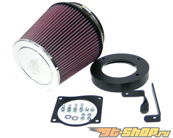 K&N 63 Series Aircharger Intake комплект Ford Mustang GT 4.6L V8 99-02