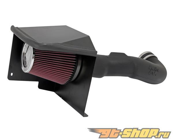 K&N 63 Series Aircharger Intake комплект GMC Sierra Denali 6.2L 09-13