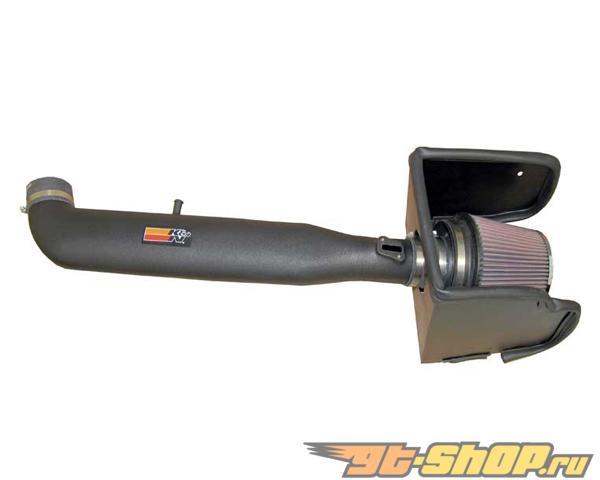 K&N 63 Series Aircharger Intake комплект Nissan Frontier 4.0L V6 08-12