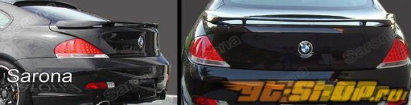 Спойлер для BMW E63 2004-2007