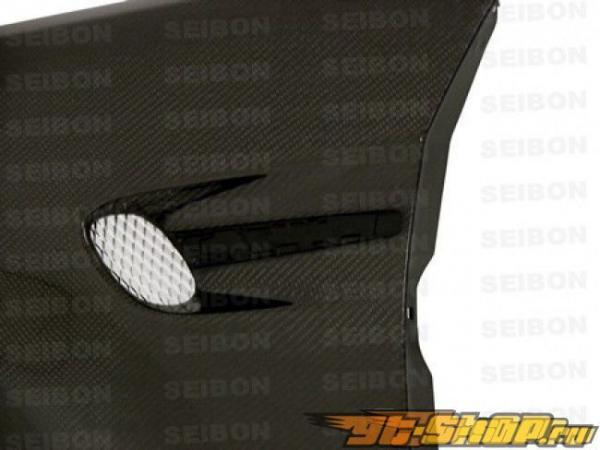Карбоновые крылья для BMW E90 2006-2010 M3 Seibon