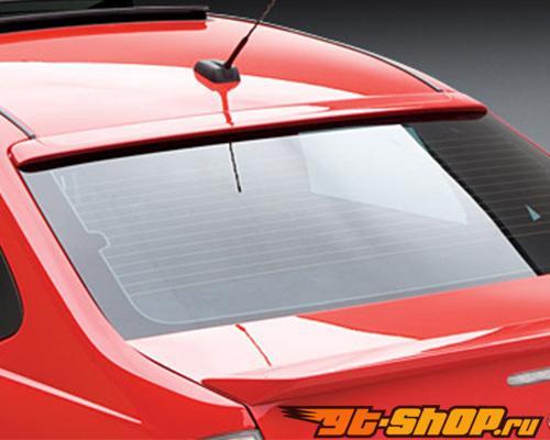 3dCarbon Upper Крыши Спойлер Focus Sporty Ses 4 Двери 08-11