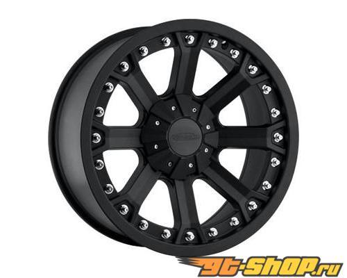 Pro Comp Alloy Series 7033 Диски 17x9 6x139.7 Flat Чёрный