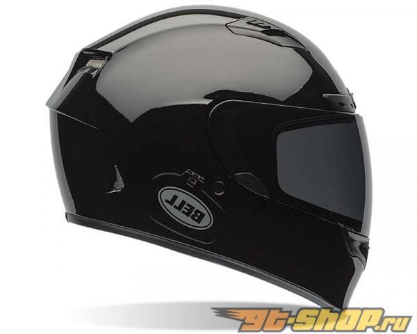 Bell Racing Qualifier DLX Solid Чёрный Шлем 62-63 | 2XL