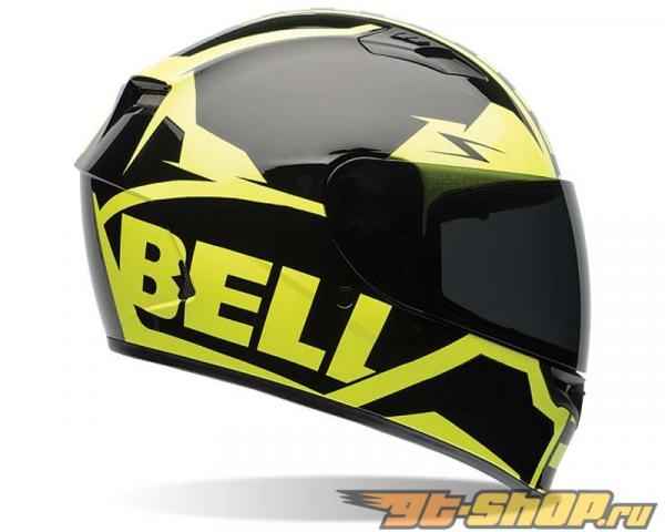 Bell Racing Qualifier Momemtum HI-VIS Шлем 62-63 | 2XL