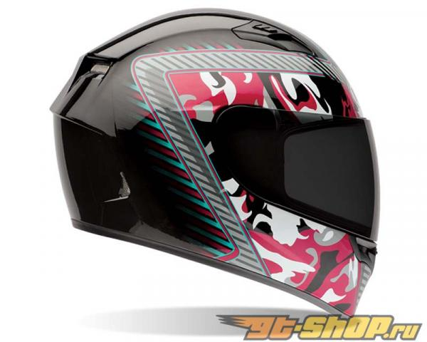 Bell Racing Qualifier Pink Camo Шлем 57-58 | MD