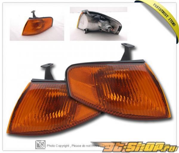 Поворотники фары на Mazda Protege 97-98 Amber