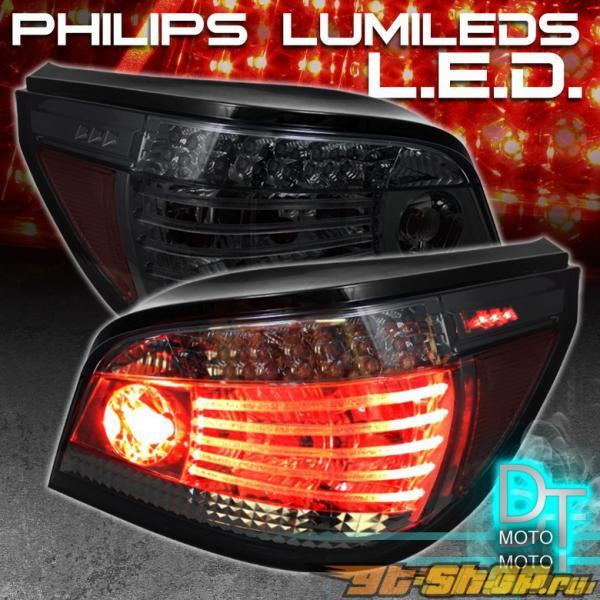 Задняя оптика на BMW 5-SERIES E60 04-07 Тёмный