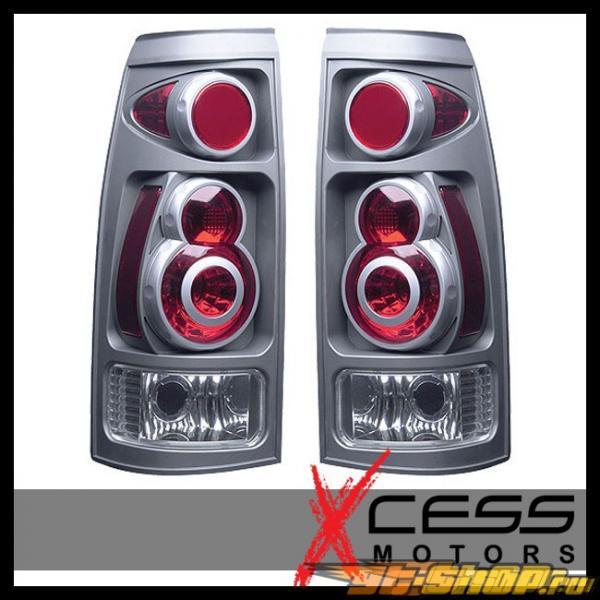Задние фары на Chevrolet Blazer 92-99