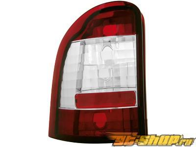 Задние фонари для Ford Mondeo MKI Turnier Design Красный/clear