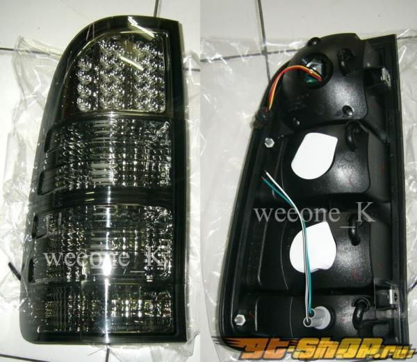 Задняя оптика для TOYOTA HILUX VIGO MK6 05-10 DEPO Clear