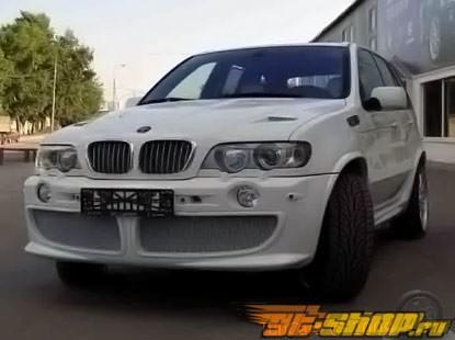 Обвес Hartge на BMW X5 E53 дорестайлинг