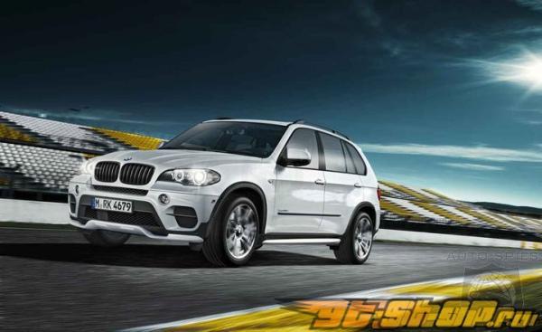 Обвес Performance на BMW X5 LCI рестайлинг