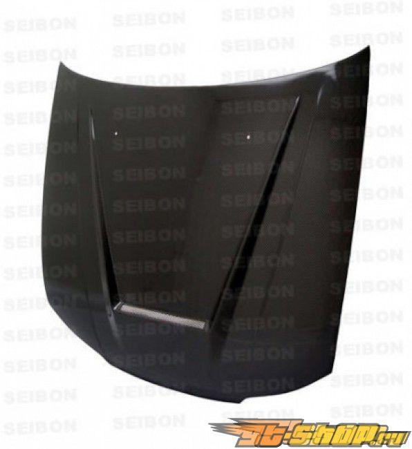 Карбоновый капот на Nissan Silvia S 15 99-02 Seibon VSII Стиль