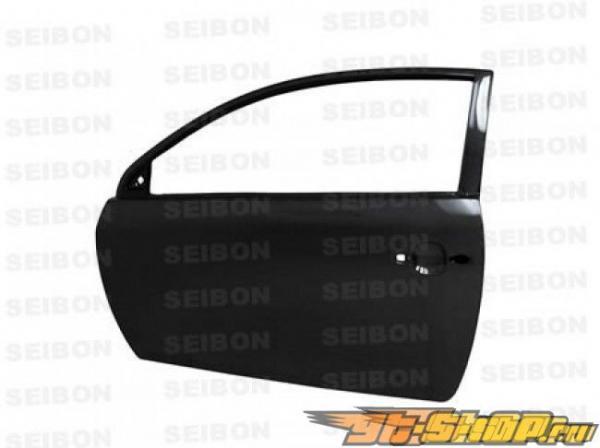 Карбоновые двери на Scion TC 2004-2010