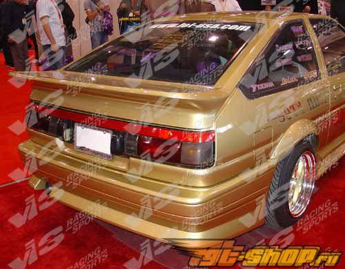 Задний бампер для Toyota Corolla 1984-1987 V Speed