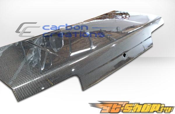 Карбоновый багажник для Toyota Corolla 84-87 стандартный