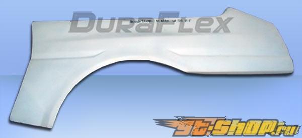 Задние накладки на крылья для Toyota Corolla 84-87 D-1 Sport Duraflex