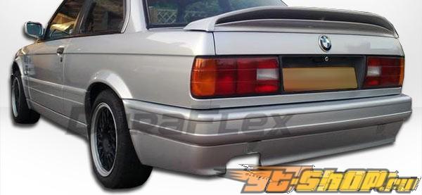 Накладки на двери на BMW E30 88-91 M-Tech Duraflex