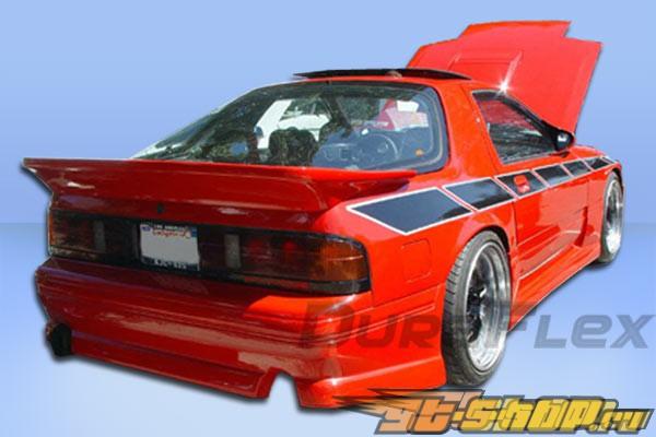 Пороги для Mazda RX-7 86-91 GP-1 Duraflex