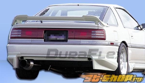 Накладка на задний бампер для Toyota Supra 87-92 Duraflex