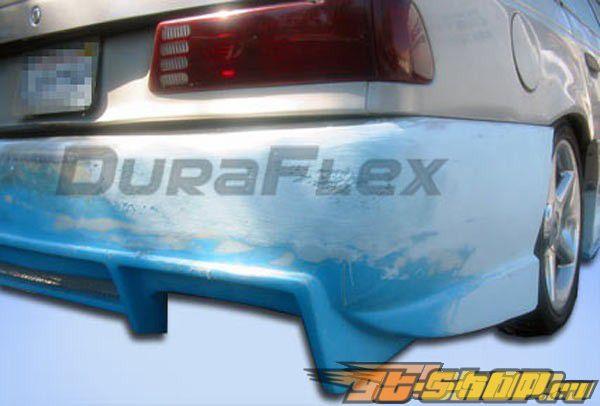 Задний бампер для Ford Taurus 1986-1991 Street Bomber Duraflex
