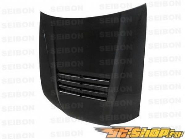 Карбоновый капот для Nissan Silvia S 15 99-02 Seibon DS Стиль