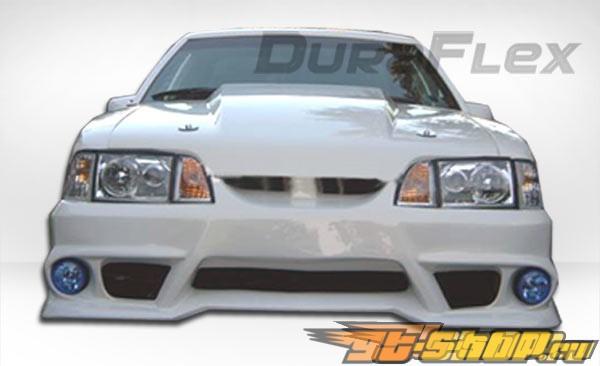 Аэродинамический Обвес на Ford Mustang 87-93 GTX Duraflex