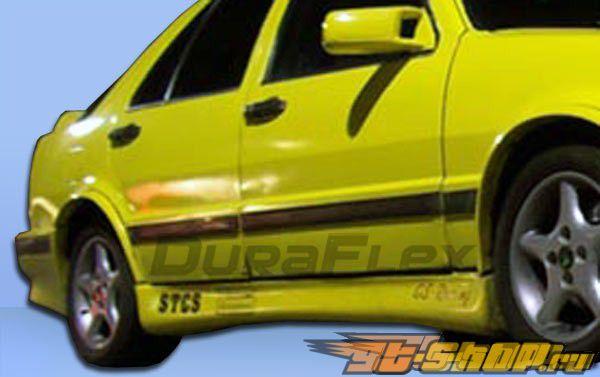 Пороги для Saab 9000 1986-1991 Turbo Duraflex