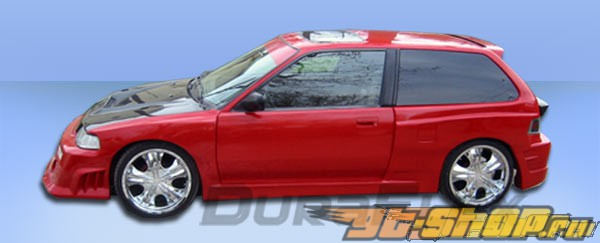 Обвес по кругу для Honda Civic 88-91 Blits Duraflex