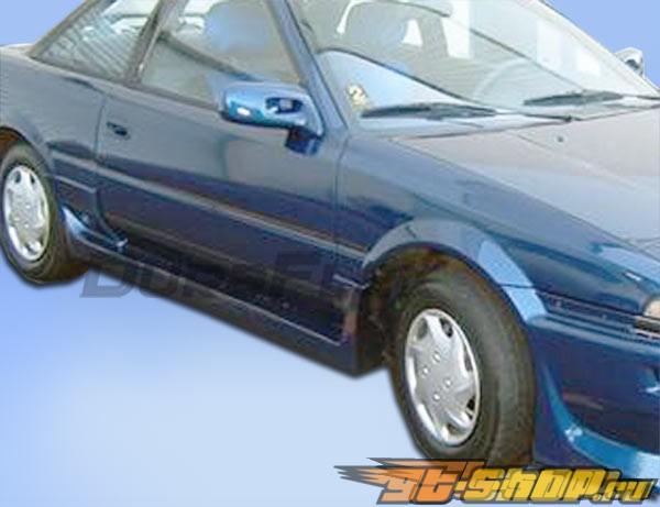 Обвес по кругу для Toyota Corolla 88-91 Bomber Duraflex