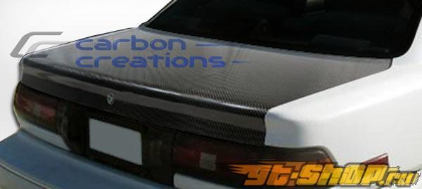 Карбоновый багажник на Toyota Corolla 88-91 стандартный