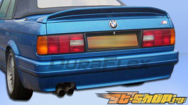 Задний бампер для BMW E30 1984-1987 M-Tech Duraflex