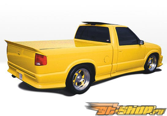 1994-2003 Chevrolet S 10 All Models Custom Style Left Front Quarter Flare