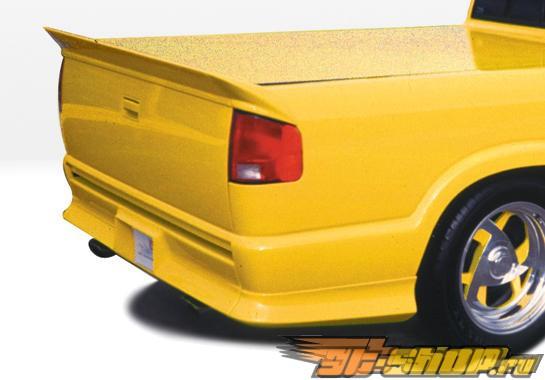 Накладка на задний бампер для GMC Sonoma 1994-1997 Custom