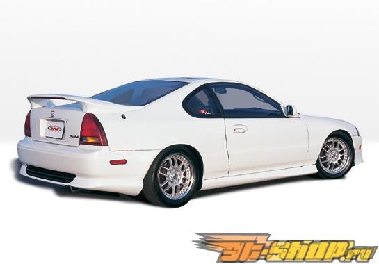 Пороги для Honda Prelude 1992-1996 Racing Левый