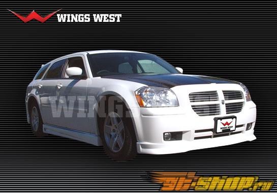 Передний бампер для Dodge Magnum 2005-2007 VIP