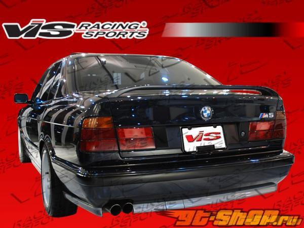 Задний бампер для BMW E34 1988-1996 M5