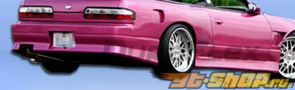 Задний бампер для Nissan 240SX 89-94 V-Speed Duraflex