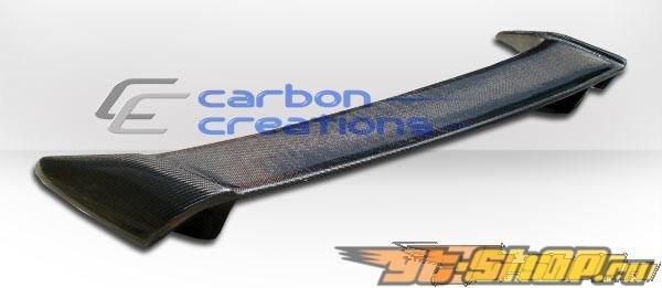 Спойлер для Nissan 240SX 89-94 Type X Карбон