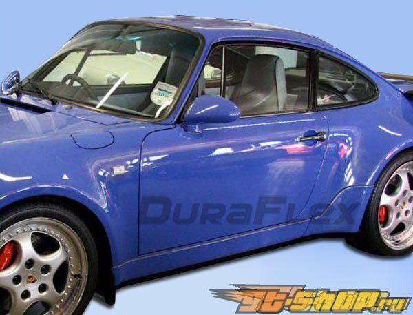 Аэродинамический Обвес на Porsche 964 1989-1994 Turbo Duraflex