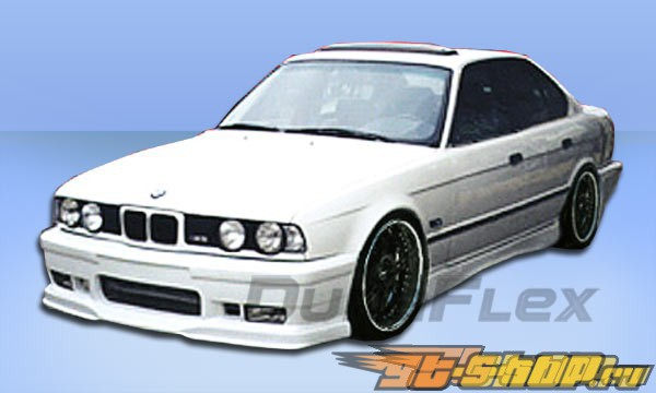 Обвес по кругу на BMW E34 89-95 M-Power Duraflex