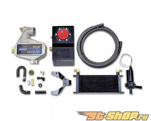 Vortech Large Cooler Upgrade Satin Ford Mustang GT 05-06